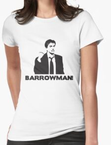 BARROWMAN! David Tennant on Buzzcocks- Black T-Shirt