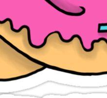 Donut Infinity Sticker