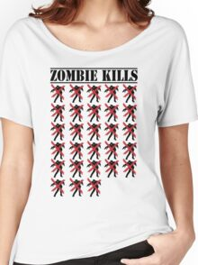 Zombie Kills Women's Relaxed Fit T-Shirt
