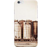 old Silos iPhone Case/Skin