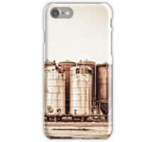 old Silos iPhone Case/Skin