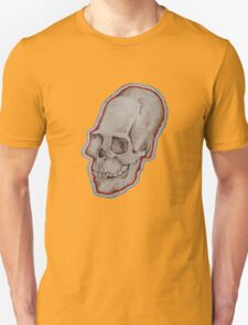 Elongated skull portrait T-Shirt