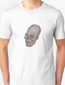 Elongated skull small T-Shirt