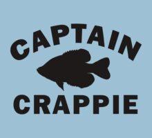 Captain Crappie by Marcia Rubin