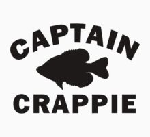 Captain Crappie Kids Clothes