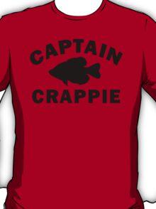 Captain Crappie T-Shirt