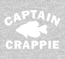 Captain Crappie One Piece - Short Sleeve