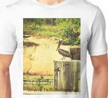 Pelicans View Unisex T-Shirt