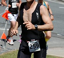 Kingscliff Triathlon 2011 Run leg C0201 by Gavin Lardner