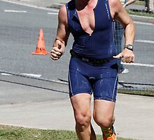 Kingscliff Triathlon 2011 Run leg C0206 by Gavin Lardner