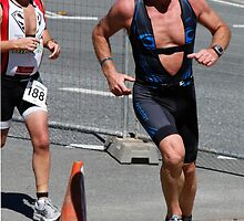 Kingscliff Triathlon 2011 Run leg C0220 by Gavin Lardner