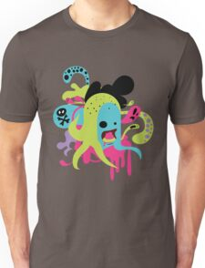 Zombie Nom Unisex T-Shirt