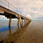 Port Germein Jetty - South Australia by salsbells69