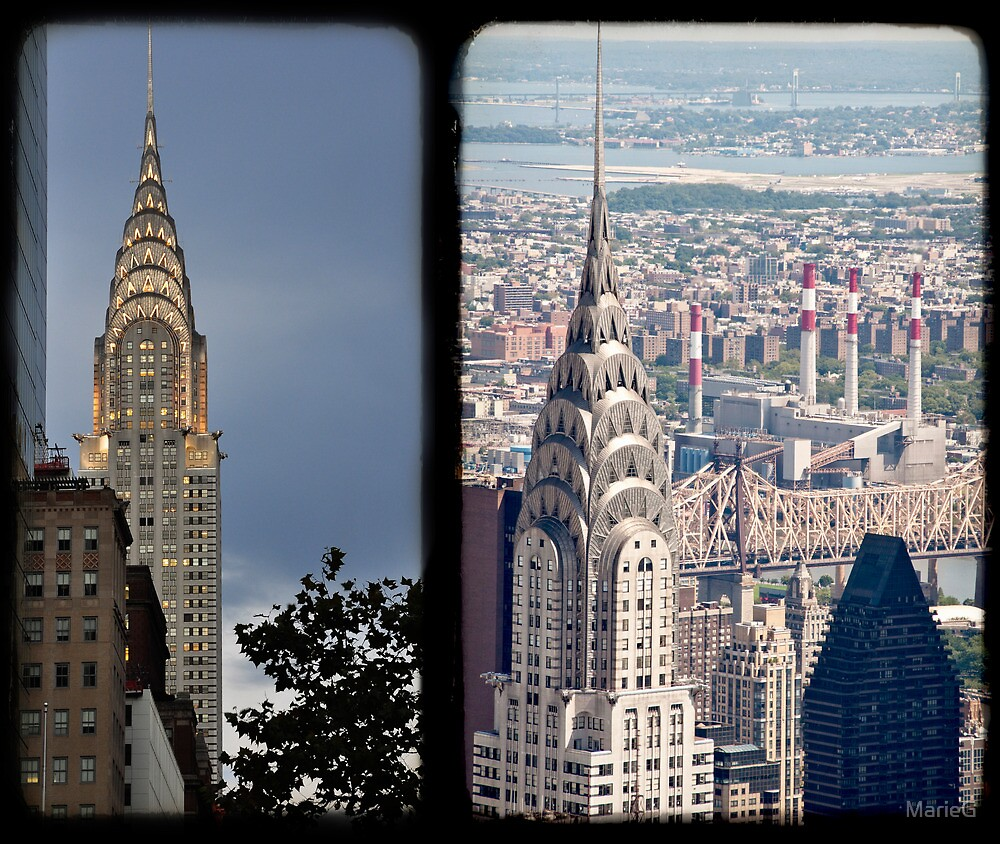 Chrysler Building, NYC by MarieG