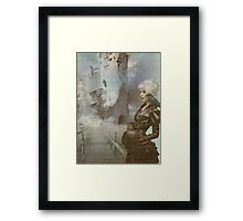 A story waiting to happen ...  Framed Print