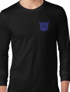 Decepticon Insignia Long Sleeve T-Shirt
