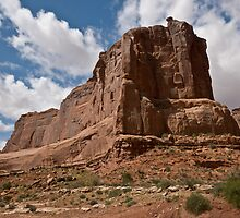 Arches National Monument Formation by Gregory J Summers
