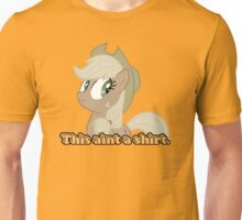 This aint a shirt  Unisex T-Shirt