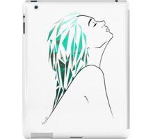 Prism. (Jade) iPad Case/Skin