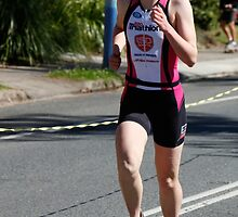 Kingscliff Triathlon 2011 Run leg C0514 by Gavin Lardner