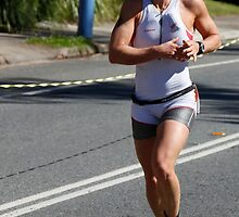 Kingscliff Triathlon 2011 Run leg C0516 by Gavin Lardner