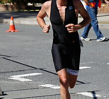 Kingscliff Triathlon 2011 Run leg C0530 by Gavin Lardner