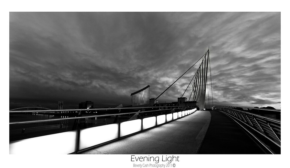 Evening Light by Beverly Cash