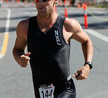 Kingscliff Triathlon 2011 Run leg C0536 by Gavin Lardner