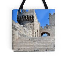 Palace of Grand Masters, Rhodes, Greece. Tote Bag