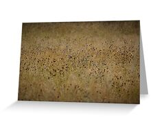 The Meadow #2 Greeting Card