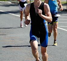 Kingscliff Triathlon 2011 Run leg C0567 by Gavin Lardner