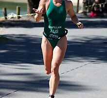 Kingscliff Triathlon 2011 Run leg C0570 by Gavin Lardner