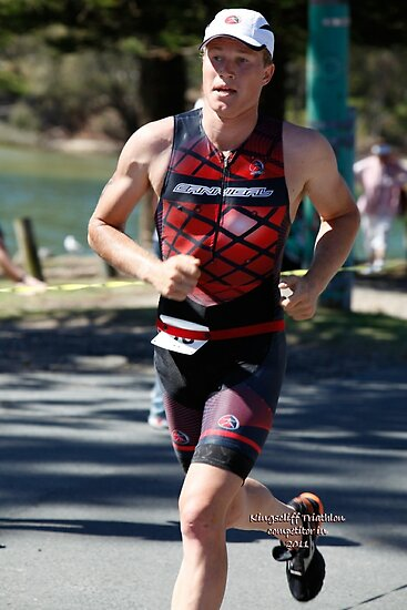 Kingscliff Triathlon 2011 Run leg C0575 by Gavin Lardner