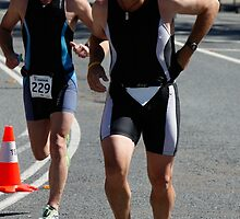 Kingscliff Triathlon 2011 Run leg C0576 by Gavin Lardner