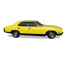 Ford - XC Falcon Photographic Print