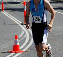 Kingscliff Triathlon 2011 Run leg C0591 by Gavin Lardner