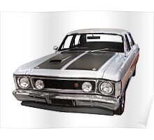 Ford - XT GT Falcon Poster