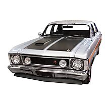 Ford - XT GT Falcon Photographic Print