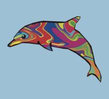 Dolphin Baby Tee