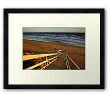 13th Beach at Barwon Heads Framed Print