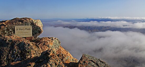 St Mary Peak, 1170m by pablosvista2