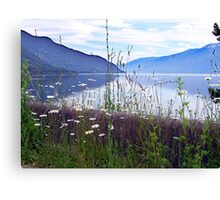 Kootenay Lake Canvas Print