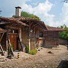 Village Blue Mountains Bulgaria by DonDavisUK