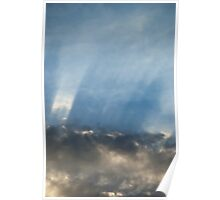 Sky Waves Poster