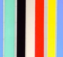 Colour Blind Sticker