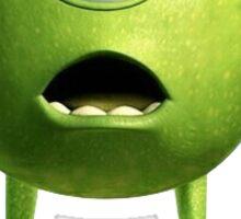 Mike Wazowski - Monster's Inc  Sticker