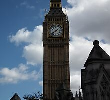 big ben by gwebb