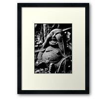 ~ Happy ~ Framed Print
