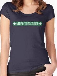 Neurotoxin Too Women's Fitted Scoop T-Shirt