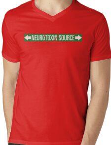 Neurotoxin Too Mens V-Neck T-Shirt